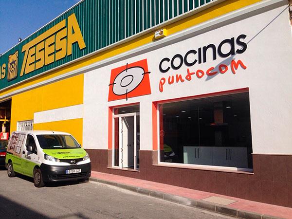 Imagen de la tienda de Cocinas.com Tesesa en Malaga