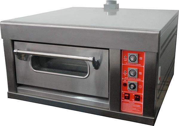 Imagen de un horno de gas