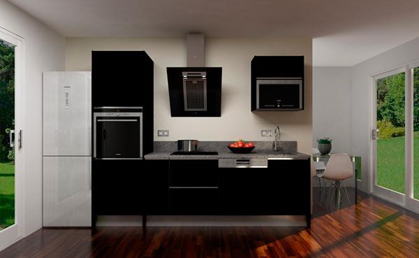 Imagen del modelo 3401 de Cocinas.com