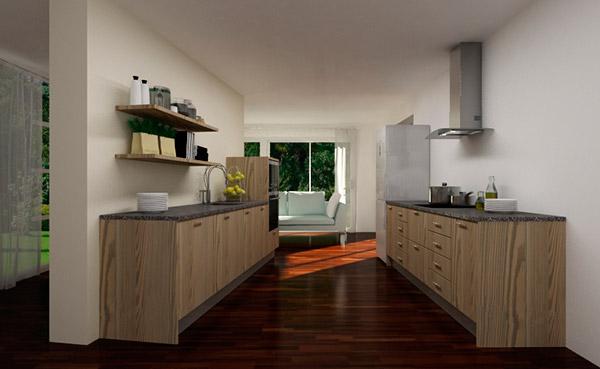 Imagen del modelo 7843 de Cocinas.com