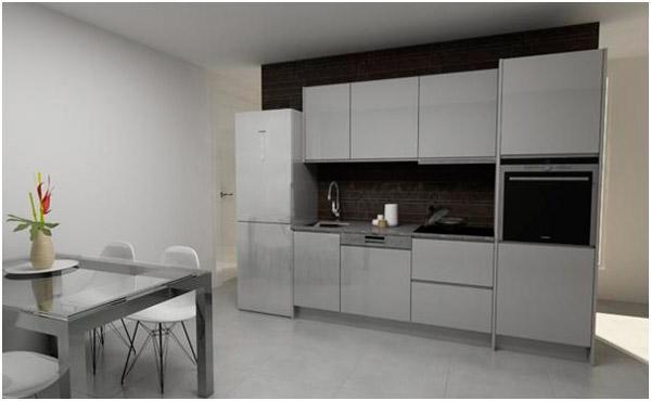 Imagen del modelo de cocina 879