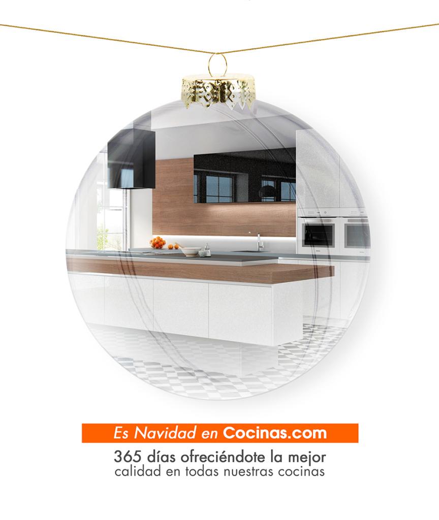 Es Navidad en Cocinas.com
