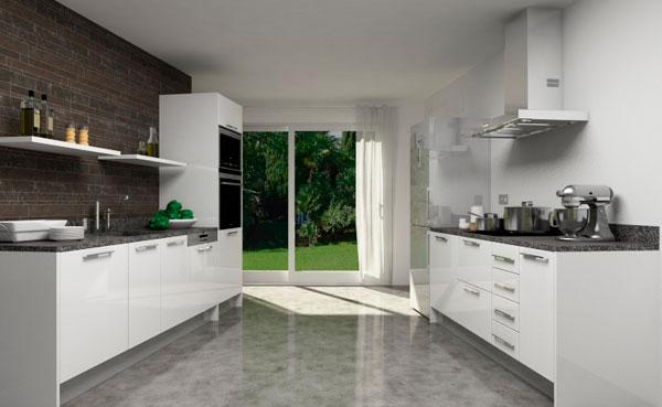 Imagen del modelo de Cocinas.com 24.528 con puerta Bali