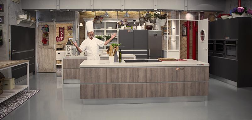 karlos arguiñano en tu cocina muebles cocinas.com