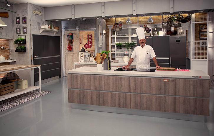 karlos arguiñano en tu cocina muebles cocinas.com programa