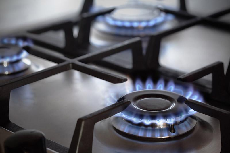 pros y contras cocina de gas