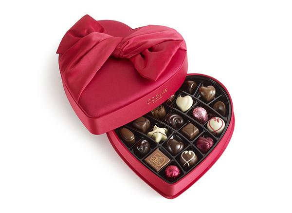chocolates san valentin caros godiva