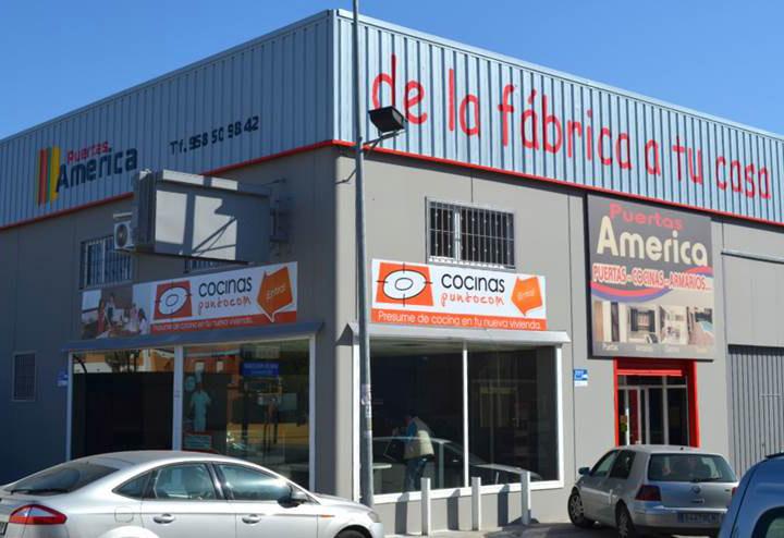 COCINAS.COM Puertas América, Ojígares (Granada)