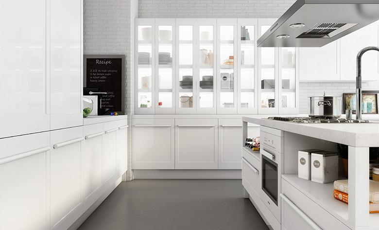 Cocinas.com Cocina moderna o cocina clásica