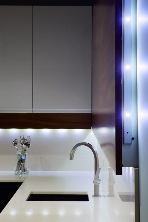 Iluminación LED para Cocina