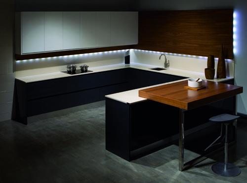 Iluminación y Luces LED para Cocinas