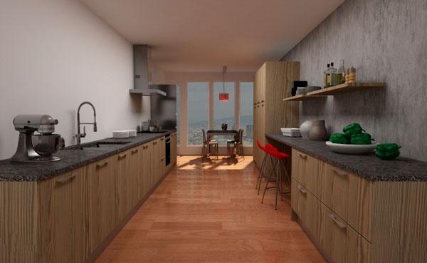 Imagen del modelo 11501 de cocinas.com