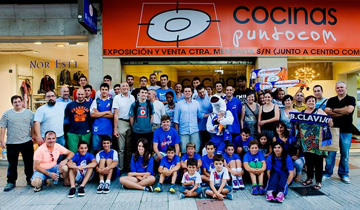 Fotografia en exposicion cocinas.com