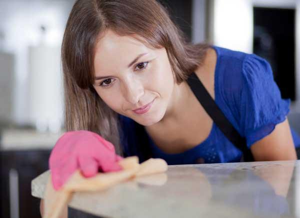 Mantenimiento y Limpieza de Cocina